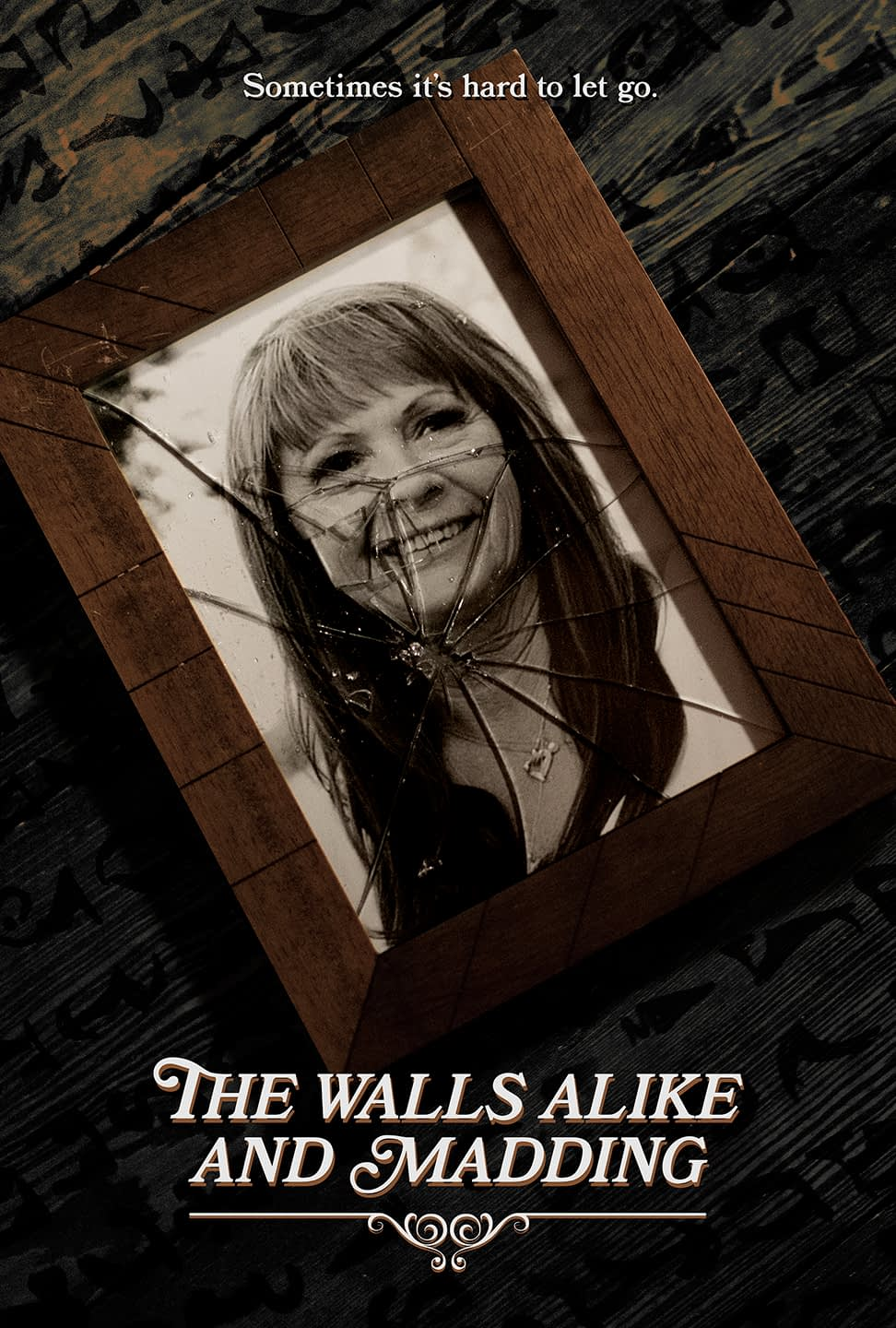 The Walls Alike and Madding Poster